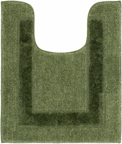 Mohawk Home American Heritage Contour Bath Rug Perspective: front