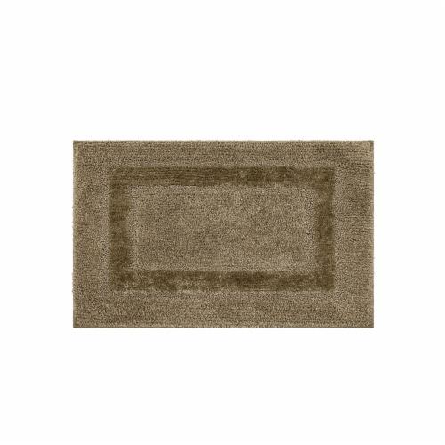 Mohawk Home Linen Beige Bath Rug Perspective: front