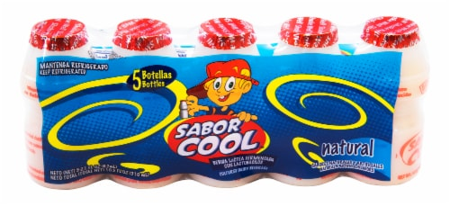 Sabor Cool Natural Dairy Beverage Perspective: front