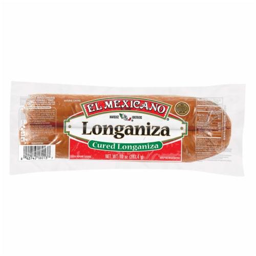 El Mexicano Longaniza Perspective: front