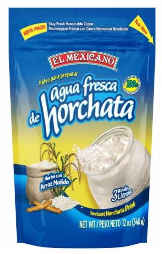 El Mexicano Hecho con Arroz Molido Agua Fresca de Horchata Drink Mix Perspective: front