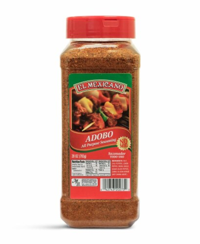 El Mexicano Adobo Seasoning 28 Oz Foods Co
