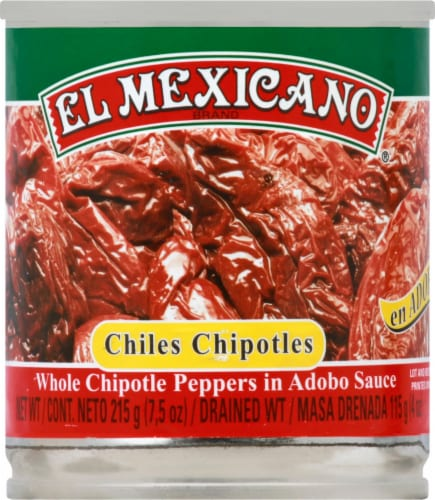 El Mexicano Chipotle Chiles Perspective: front