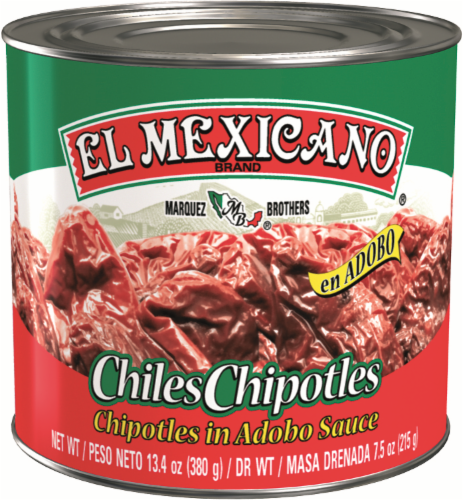 El Mexicano Chipotle Peppers Perspective: front