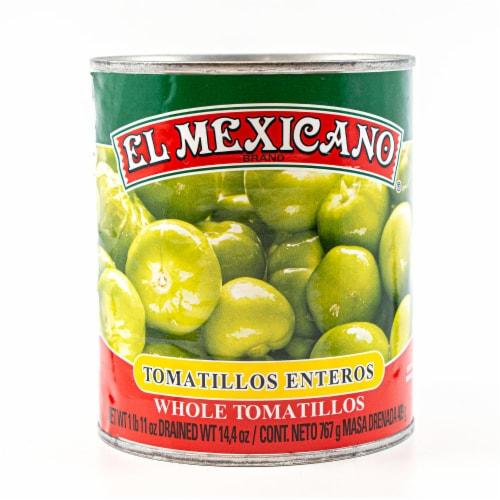 El Mexicano Whole Tomatillos Perspective: front