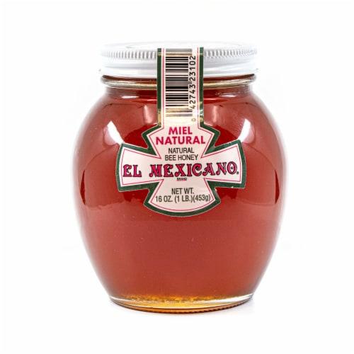 El Mexicano Natural Honey Perspective: front
