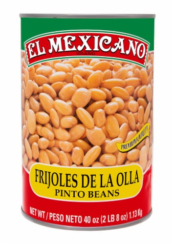 El Mexicano Pinto Beans Perspective: front
