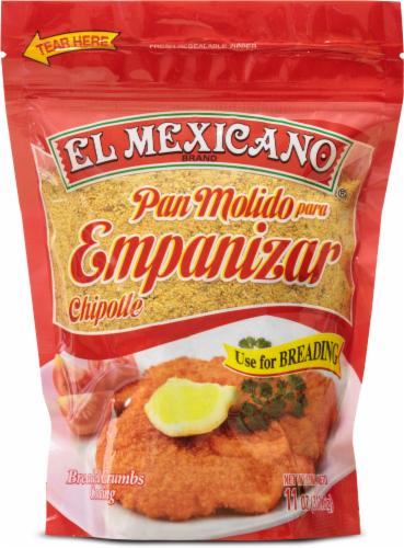 El Mexicano Chipotle Pan Molido Perspective: front