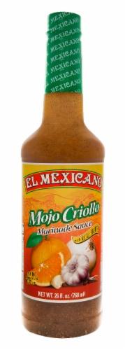 El Mexicano Mojo Crillo Marinade Perspective: front