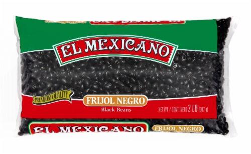 El Mexicano® Black Beans Perspective: front