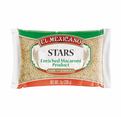El Mexicano Stars Pasta Perspective: front