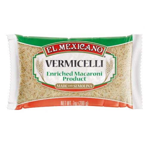 El Mexicano Vermicelli Pasta Perspective: front