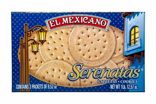 El Mexicano Serenatas Vanilla Perspective: front