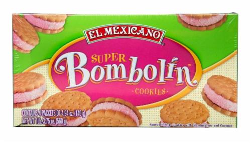 El Mexicano Super Bombolin Perspective: front