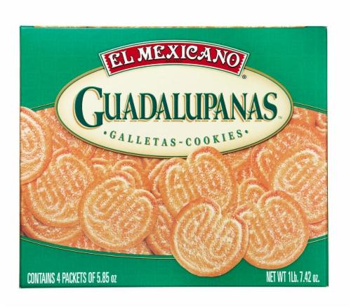 El Mexicano Guadalupanas Cookies Perspective: front