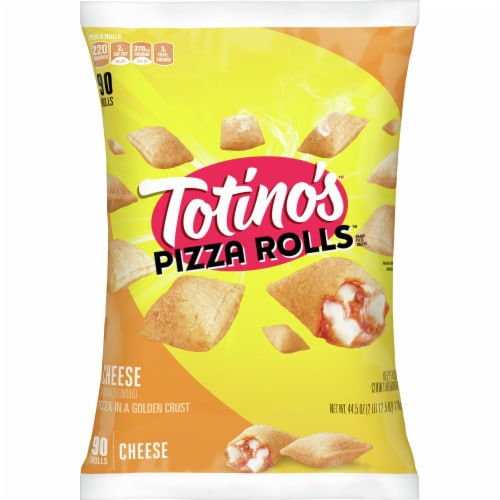 Totino's Cheese Pizza Rolls 90 Count Perspective: front