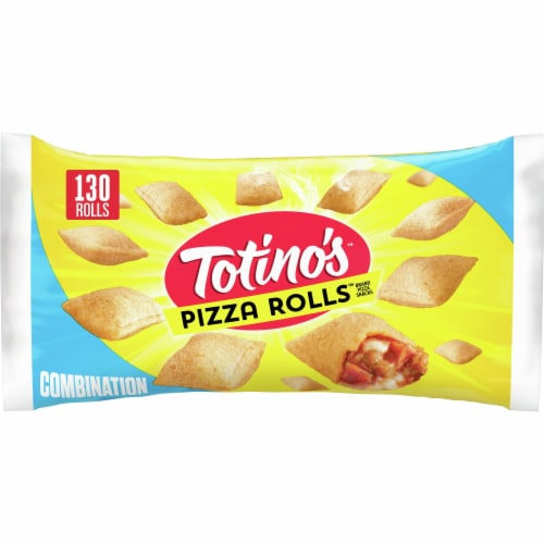 Totino's Combination Frozen Pizza Rolls Perspective: front