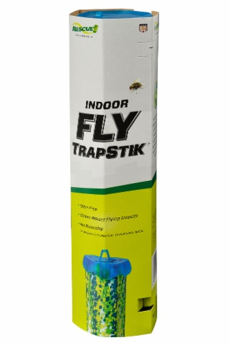 Rescue!® Indoor Trapstik for Flies Perspective: front