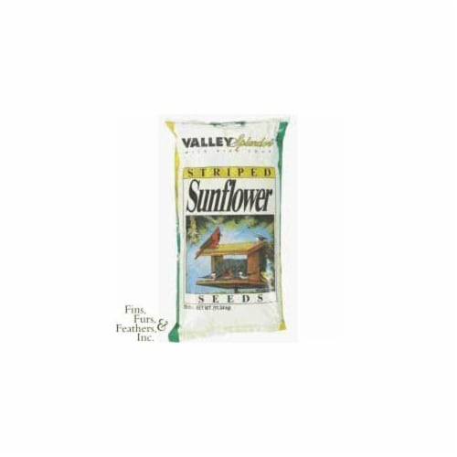 Brownf 423569 50 lbs Jumbo Striped Sunflower Seed for Birds Perspective: front