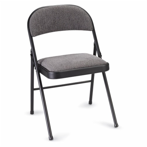 Sudden Comfort Padded Folding Chair Perspective: front