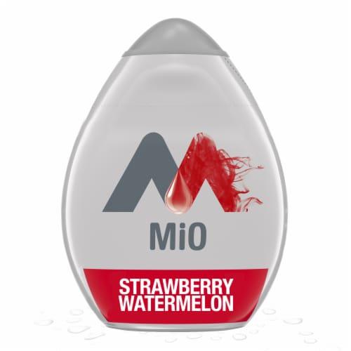 Mio Strawberry Watermelon Liquid Water Enhancer Perspective: front