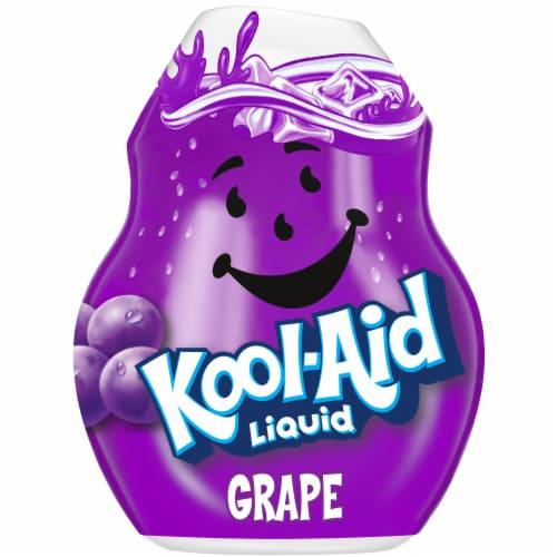 Kool-Aid Grape Liquid Drink Mix Perspective: front