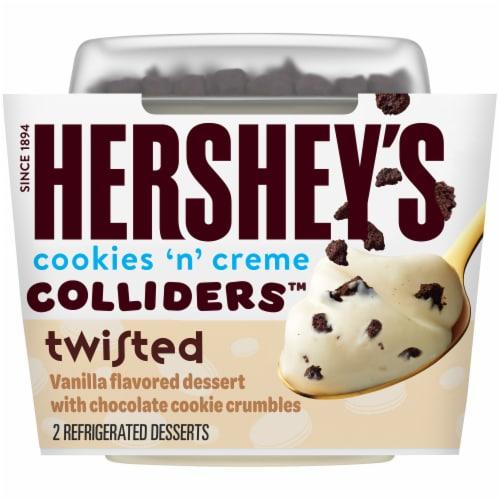 Colliders Hershey's Cookies N Creme Twisted Vanilla Dessert Perspective: front