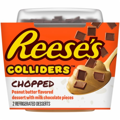 Colliders Reese's Chopped Desserts Perspective: front