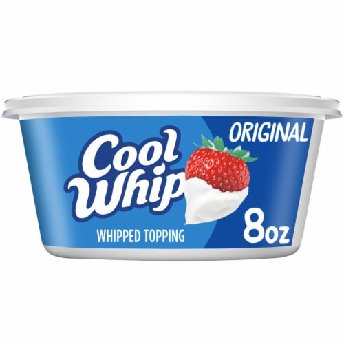 Cool Whip Original Whipped Topping 8 Oz Ralphs