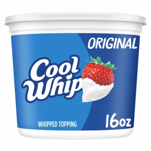Cool Whip Original Whipped Topping Perspective: front