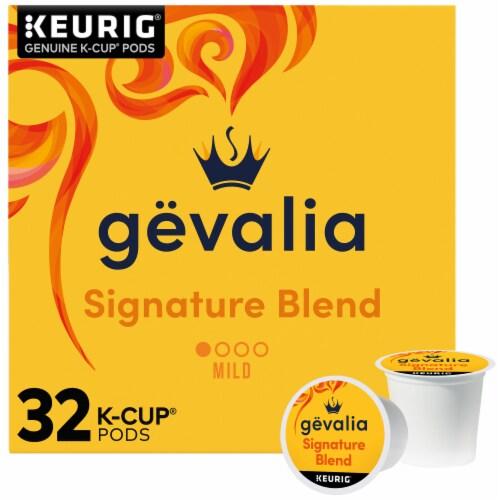 Gevalia Signature Blend Mild Roast Coffee K-Cup Pods Perspective: front