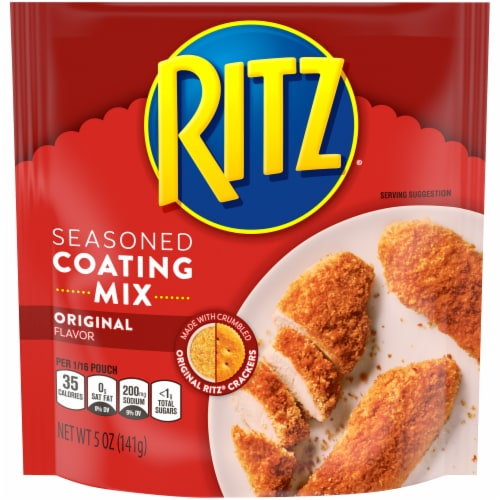 Ritz Original Seasoned Coating Mix Perspective: front