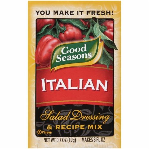 Good Seasons Italian Salad Dressing & Recipe Mix Perspective: front