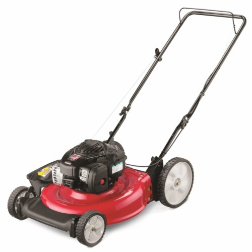 Yard Machines 11A-BOBL700 21 in. 140 cc Gas Lawn Mower - Case Of: 1; Perspective: front