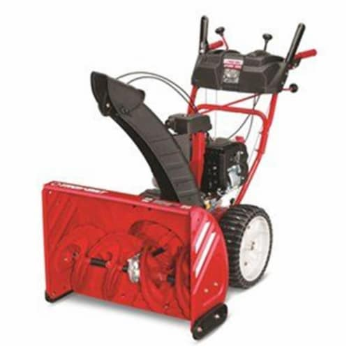 MTD Products 254962 28 in. 2 Stage Gas Snow Thrower Perspective: front