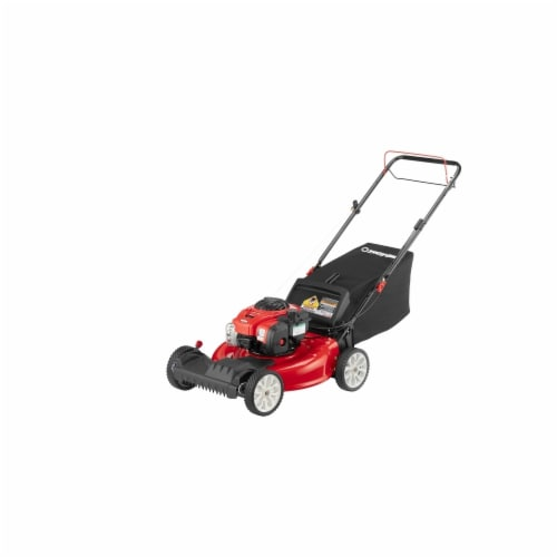 Troy-Bilt 7820228 21 in. 140 cc Self-Propelled Mulching Capability Lawn Mower Perspective: front