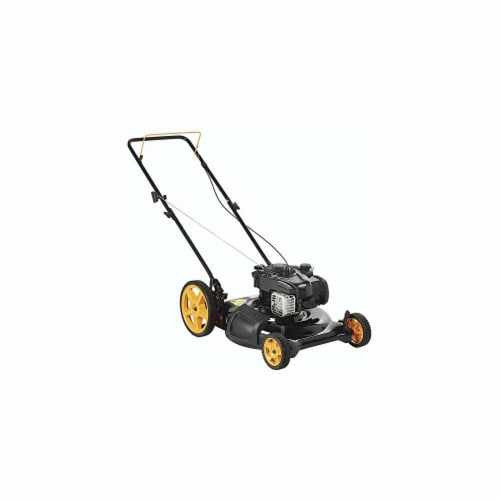 MTD Products 2-in-1 Hi-Wheel Push Mower Perspective: front