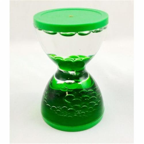 Tedco Toys 08009 Mini Hour Glass Timer Perspective: front