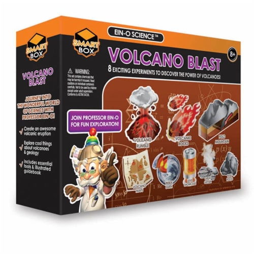 Explorer-U Volcano Blast Perspective: front