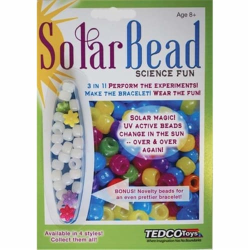 Tedco Toys 88200 Solar Bead Science Fun Kit Perspective: front