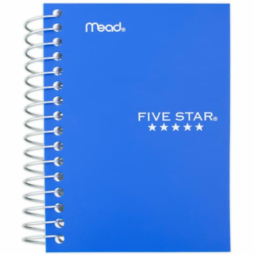 Five Star® Fat Lil' Notebook - Assorted Perspective: front