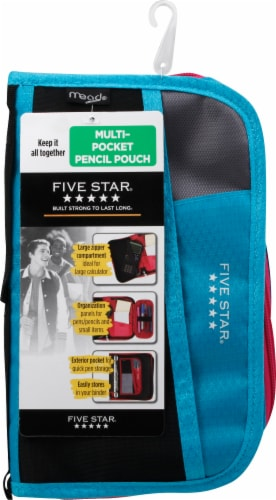 Five Star® Multi-Pocket Pouch Perspective: front