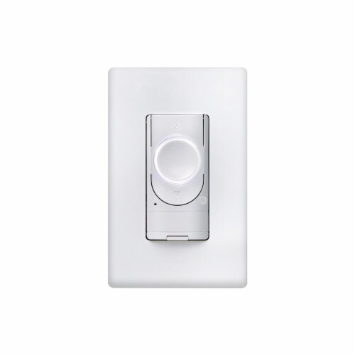 C by GE Motion Sensing and Dimmer Smart Switch Perspective: front