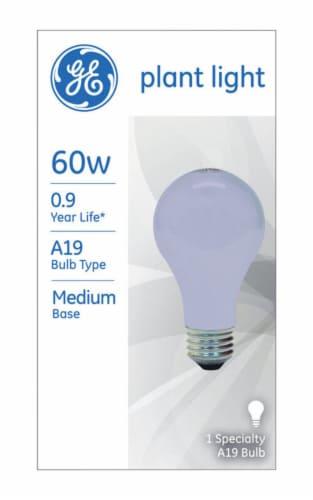 GE House Garden 60-Watt Plant Light Bulb Perspective: front