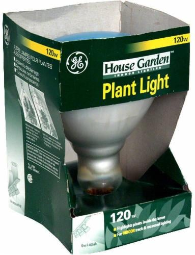 GE House Garden™ Plant Light Bulb Perspective: front