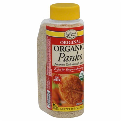 Edward & Sons Organic Panko Breadcrumbs Perspective: front