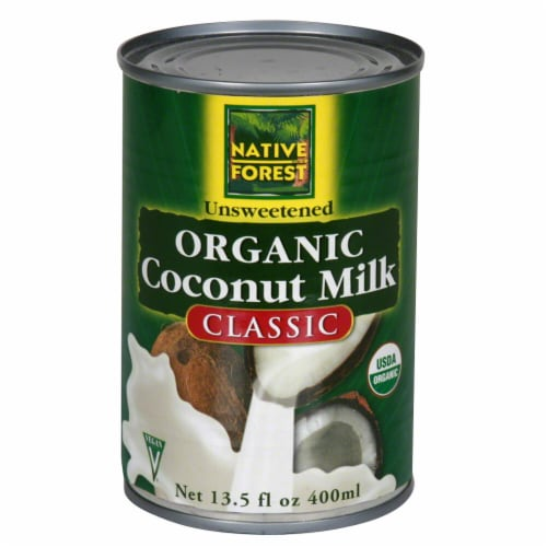Native Forest Organic Coconut Milk Perspective: front