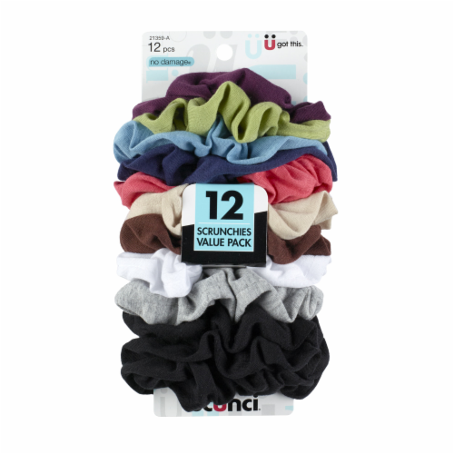 Scunci Scrunchies Value Pack Perspective: front