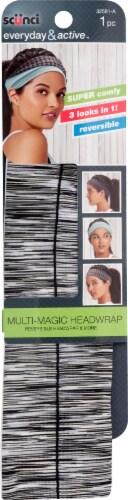 Scunci Multi-Magic Headwrap Perspective: front
