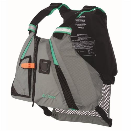 Onyx 122200-505-040-15 Onyx Movevent Dynamic Vest-Aqua-M L Perspective: front